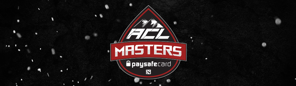 ACL Masters #2 powered by paysafecard
